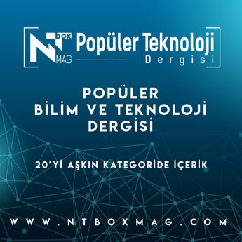 NTBOX Mag Bilim ve Teknoloji Portalı