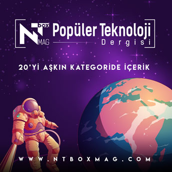 NTBOX Mag Bilim ve Teknoloji Portalı